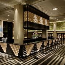 ■グランドプリンスホテル新高輪 フロント