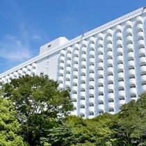 ■グランドプリンスホテル新高輪 外観