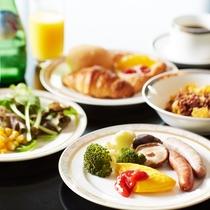 ■クラブラウンジ朝食(イメージ)