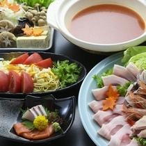 川奈とまと鍋(イメージ)