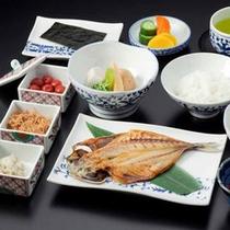 朝食:和朝食セット※写真はイメージです