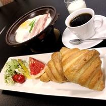 軽めの朝食【洋食】