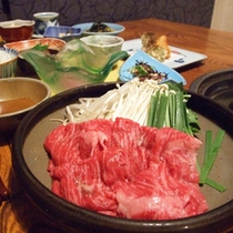 ここでしか味わえない豊後牛のしゃぶしゃぶ★大分県が誇る最上級の味わい!