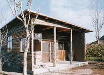 コテージ山小屋