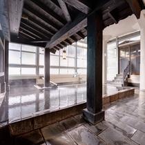 *大浴場/メタイケ酸を含む天然温泉はお肌をすべすべにしてくれます。