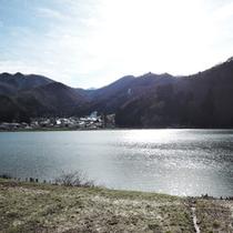 *【周辺】近くにある中綱湖では、釣りや散策をお楽しみいただけます。
