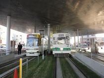 熊本駅前(市電乗り場)