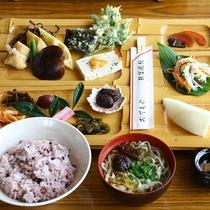 【お食事】朝食一例 鶴富御前