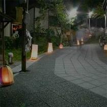日奈久温泉街