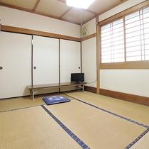 和室6畳のお部屋<バストイレ共同>