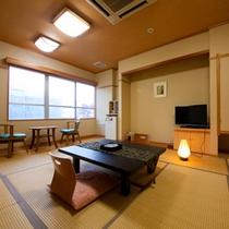 街側客室(一例)