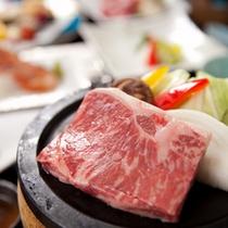選べる人気のグルメプラン 豊後牛のステーキ