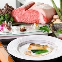 ◇鉄板焼「嘉門」(24階) 和牛、魚介類を満喫出来るレストラン♪