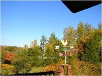 紅葉の眺め 10秋up