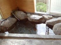 B棟岩風呂
