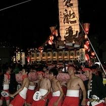七尾祇園祭(7月第2土曜日)