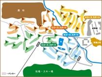 【パークゴルフ】ゴルフ場マップ