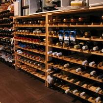 蔵には様々なワインが♪