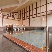 *【大浴場】眺めの良い大浴場は寝湯や半身浴もお楽しめます。