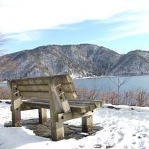 *冬の奥日光
