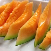 朝食-フルーツ