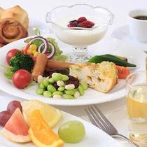 朝食-バイキングメニュー