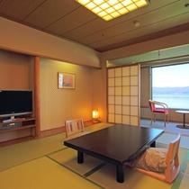 レイクビュー 和室10畳 お部屋の一例
