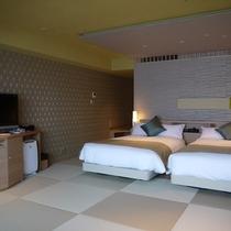 コンフォートフロア10~11階 スタイリッシュ・ベッド和室