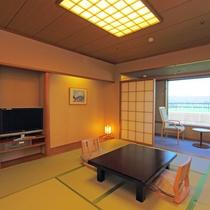 眺望指定なし 和室10畳 お部屋の一例