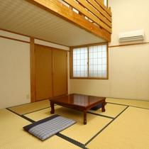 和室6畳+ロフト付(なら)