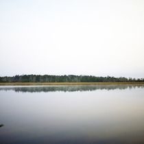 *宿周辺/外に出て10歩ほど歩くと、風蓮湖がございます。