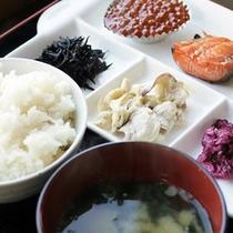 *朝食一例/からだに優しい和定食をご用意いたします。
