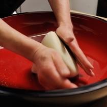 ◇蕎麦打ち工程4