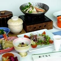 【和定食】新鮮な瀬戸内の地魚をはじめ、旬の素材を使った日替わり「和定食」