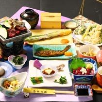 ☆料理_夕食_全体_12,000円(ジビエ)
