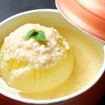 ☆料理_夕食_新玉ねぎのスープ