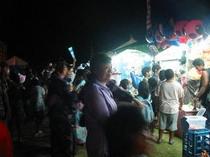 【ヨロンサンゴ祭り】の風景♪