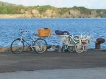 カスタム自転車 【青山さん仕様】