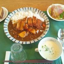 【昼食一例】