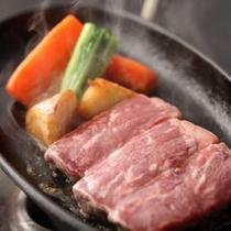 佐賀和牛をステーキで