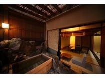 客室(檜露天風呂付き和室)