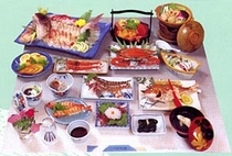 和食例(海老まつり用)