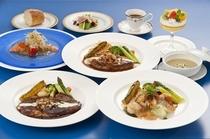 「3F西洋四季料理 サフラン」 特選ディナー
