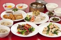 「2F中国四川料理 四川飯店」 特選ディナー