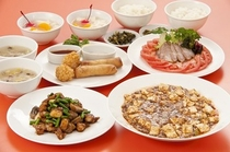 「2F中国四川料理 四川飯店」 ホテルランチプラン