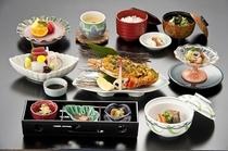 「3F日本料理 かたばみ」 特選ディナー