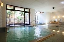 ご婦人用大浴場「花錦」内風呂