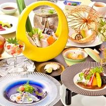 【クエ会席】冬味覚のクエ。ぷりぷりで上品!ご賞味ください
