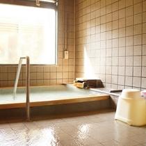 【貸切風呂】家族風呂は予約制(有料)となります