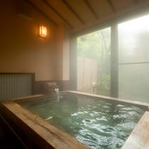 貸切風呂【萬葉の湯】